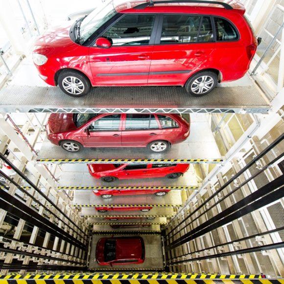 CCReality – investiční záměr na parkovací dům