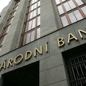 ČNB: Firemní úvěry v poslední době váznou